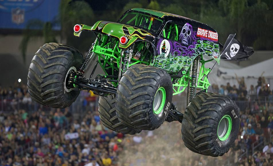 Monster Jam at FNB Stadium