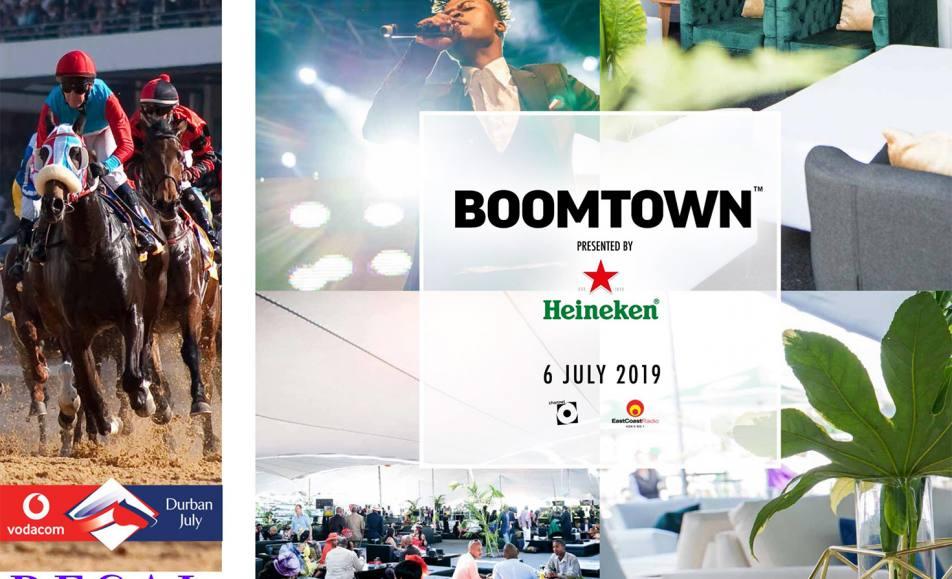 Durban July Boomtown