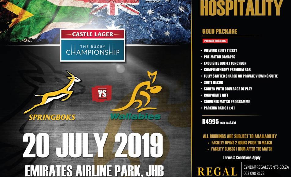 SA vs AUS Rugby Championship