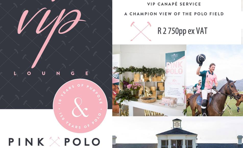 The Pink Polo 2019