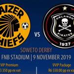 Soweto Derby 2019