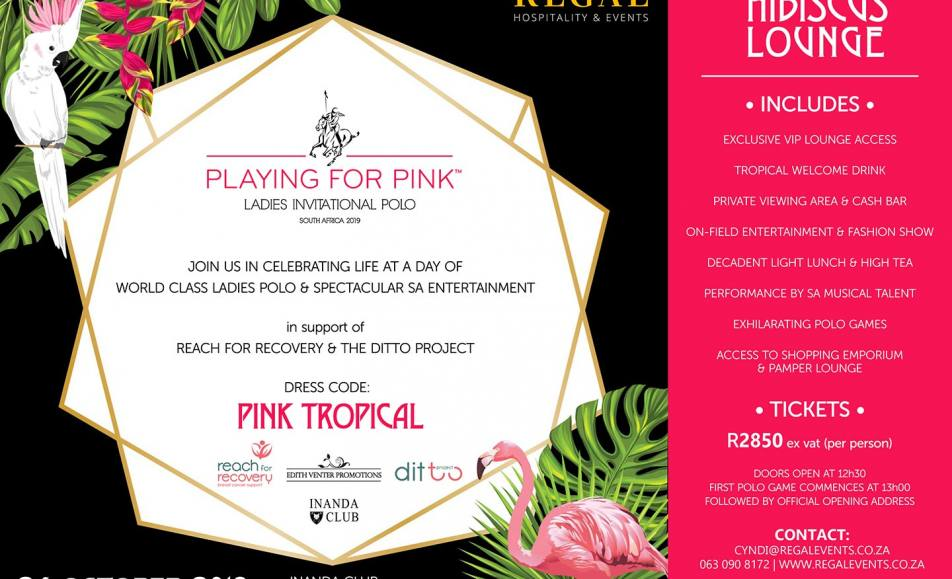 Playing for Pink Polo