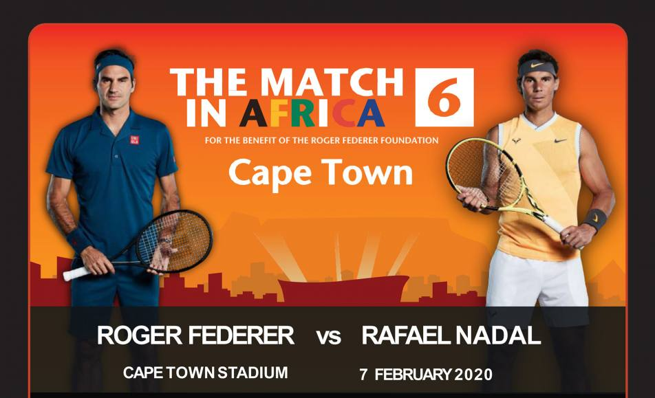 Roger Federer vs Rafael Nadal Hospitality 2020