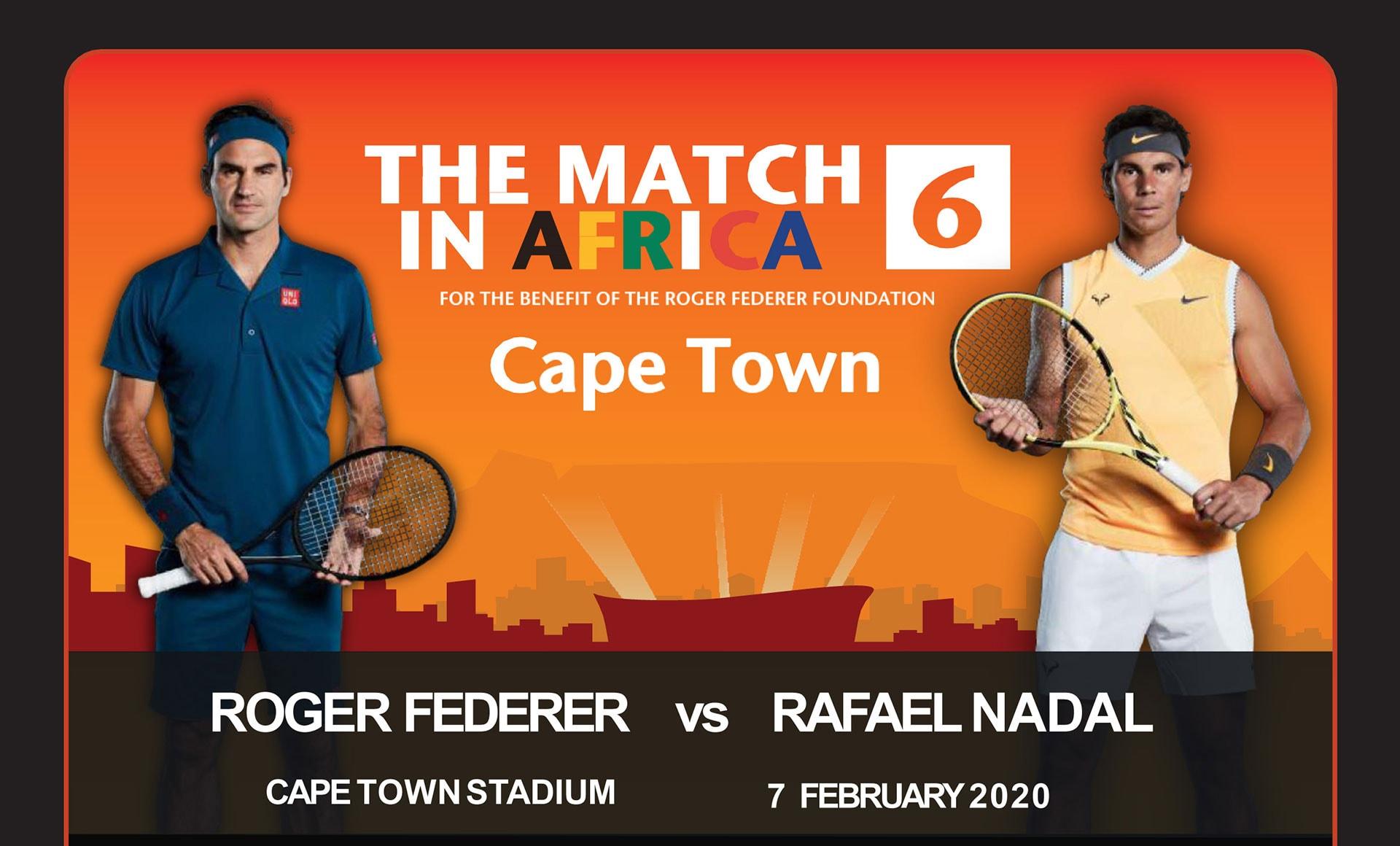 Roger Federer Vs Rafael Nadal Hospitality 2020 Regal Hospitality