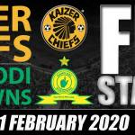 Chiefs vs Sundowns – FNB Stadium