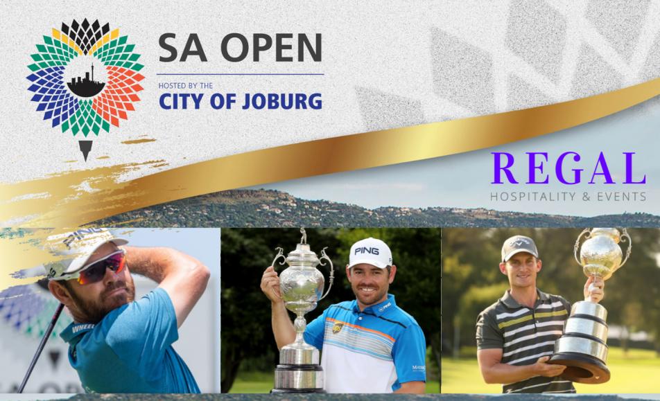 SA Open – Golf