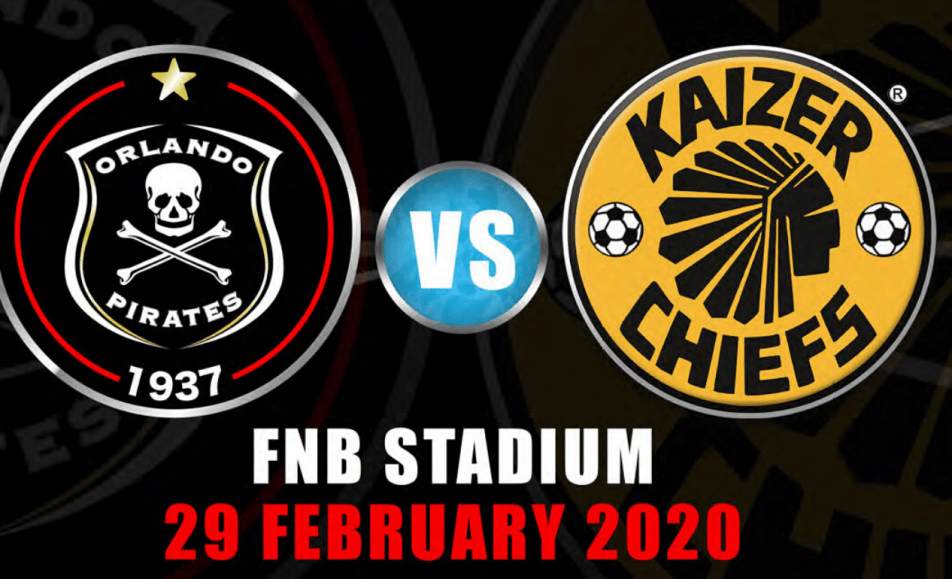 Soweto Derby – Chiefs vs Pirates