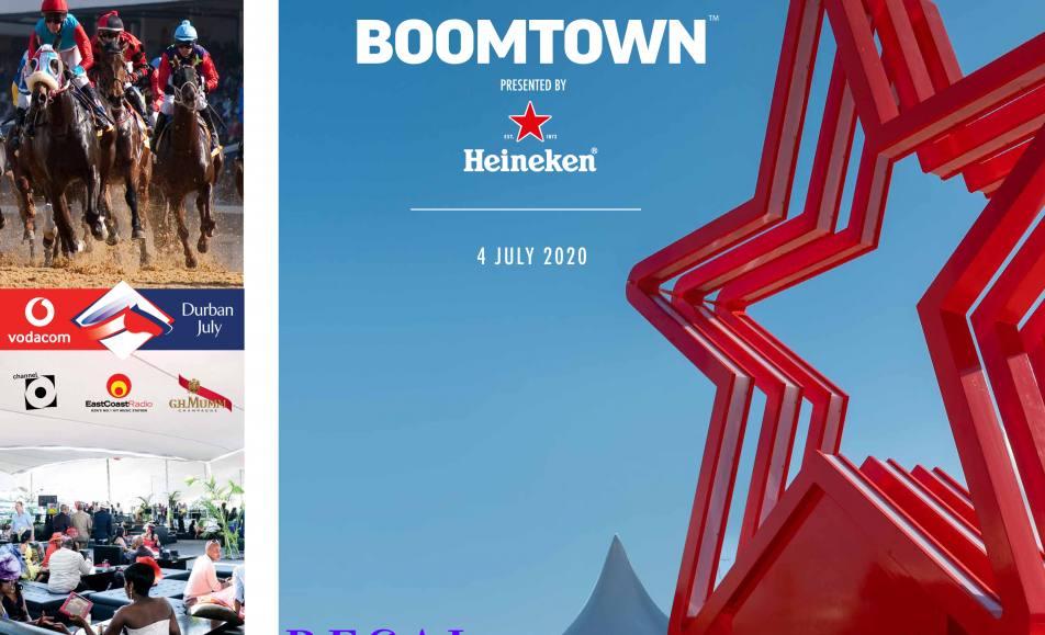 Durban July – Boomtown